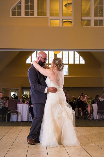 First dance -Mike Staff