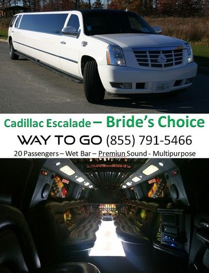 limousine rental chicago way to go limousine 855