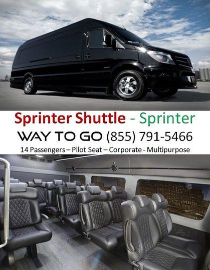 sprinter shuttle service chicago pink hummer lim