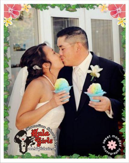 HulaGirlsShaveIcewedding