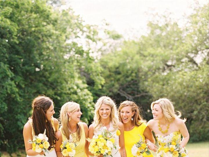 Tmx 1357780267241 Southernweddingyellowweddingideas1 Dallas wedding florist