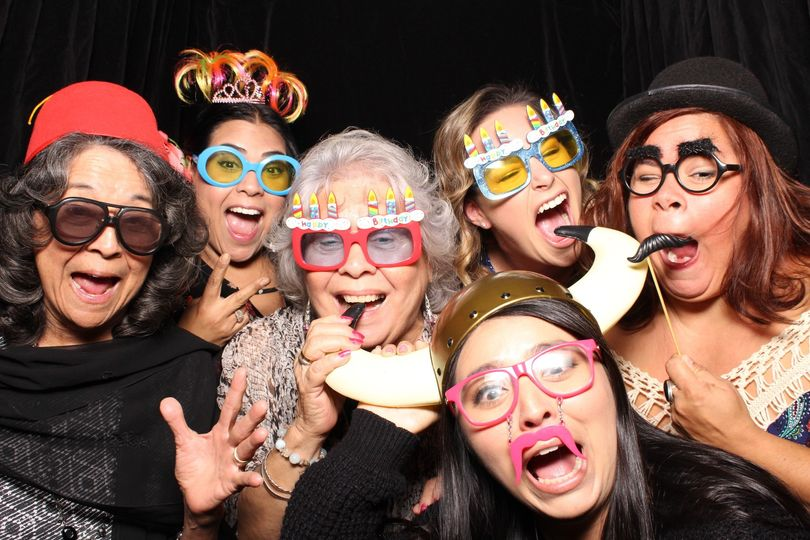 Photo Booth for all ages