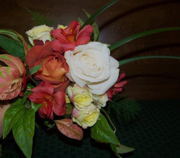 A fall token for the mothers of the Bride & Groom