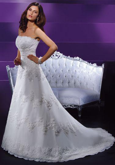 demetrios 941 wedding dress 67456 1