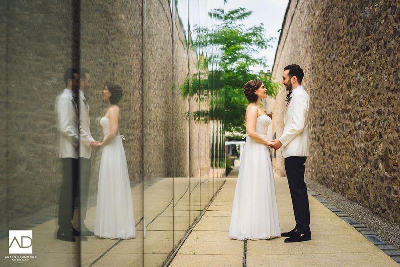 michener museum wedding photography anton drummond
