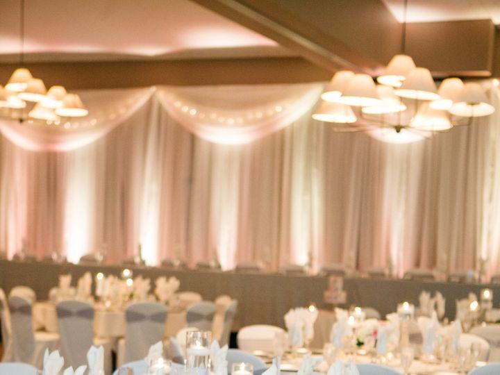 Tmx 1493671547019 Ballroom 1 Table Focus Head Table Background Chaska wedding venue