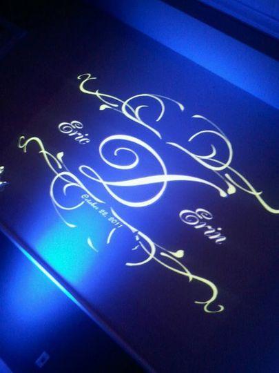 Monogram lights