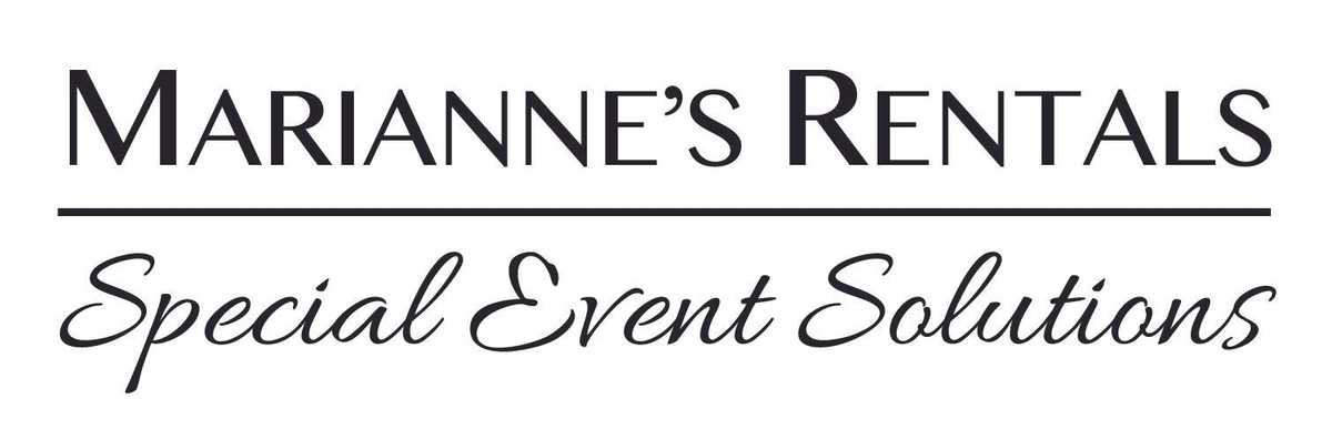 Marianne's Rentals: Special Event Solutions