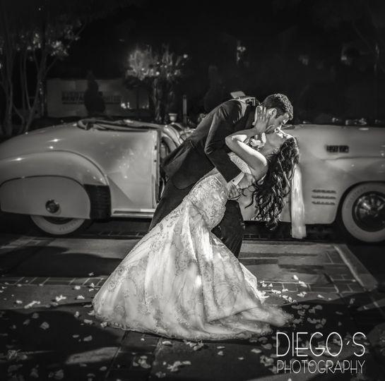 melffreys wedding bw