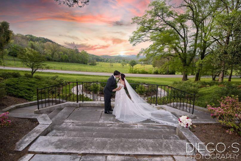 Traditional wedding @TateHouse