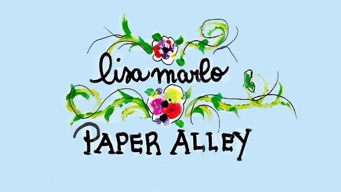 Lisa Marlo Paper Alley Logo