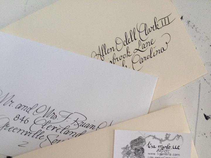 Tmx 1423603931545 Photo 14 Greenville, SC wedding invitation