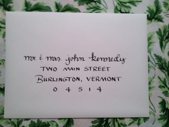 Tmx 1423625159145 Photo 1 Greenville, SC wedding invitation