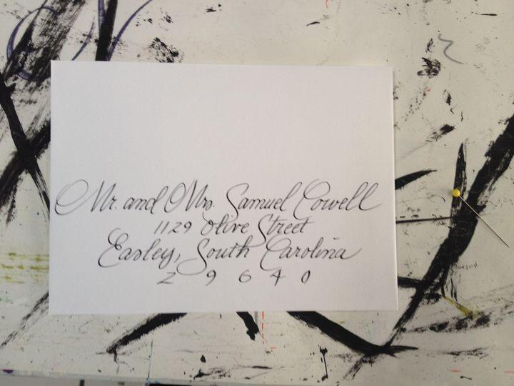 Tmx 1423625610030 Photo 15 Greenville, SC wedding invitation