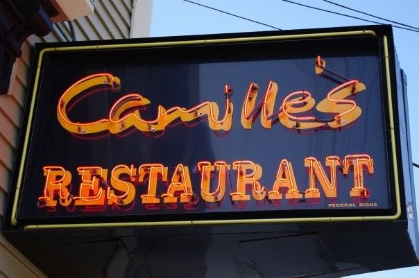 camilles sign