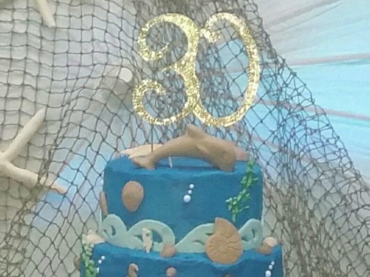 Tmx 1468170634889 Image Brooklyn, NY wedding cake