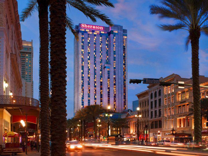 Tmx 1416977186401 She353ex 88763 Sheraton New Orleans Hotel New Orleans, LA wedding venue