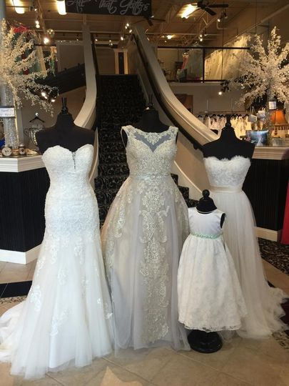 Amore\' Bridal and Tuxedo - Dress & Attire - Independence, MO ...