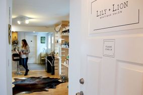 Lily + Lion Boutique Salon