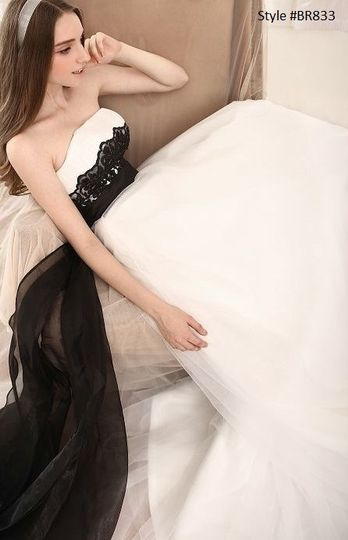 Empire Waist Bridal Dresses