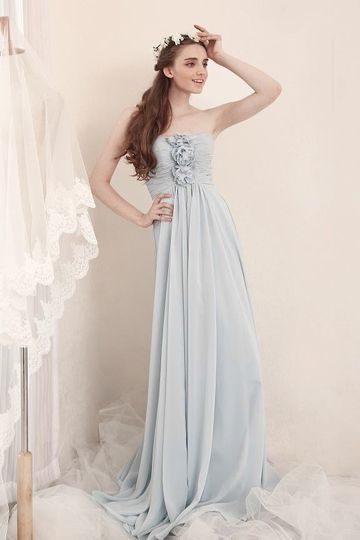 Custom Bridesmaids Dresses
