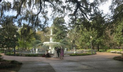 Savannah Simple Elopement