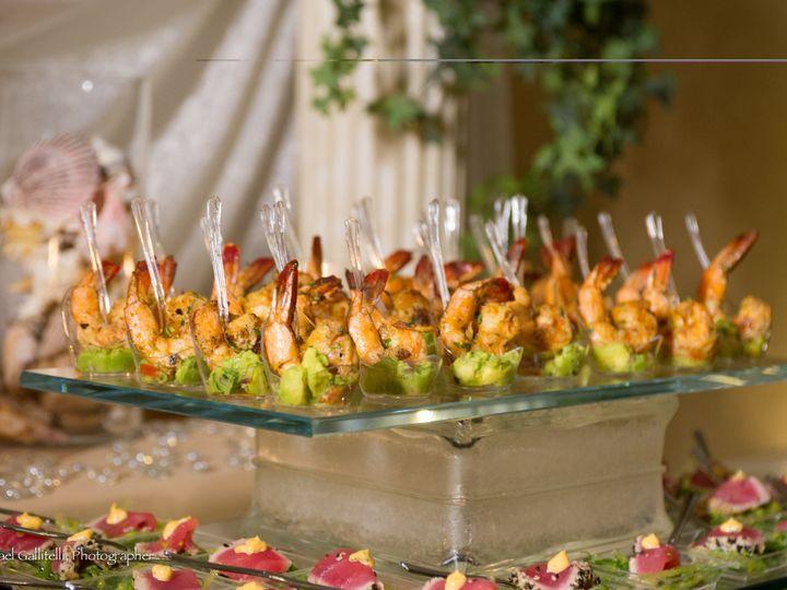 Tmx 1436139202343 Food Shrimp 2015 Schenectady, NY wedding catering
