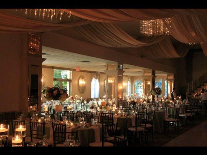 Tmx 1436139346239 Mallozzi Ballroom Dark Chiairi 2015 Schenectady, NY wedding catering