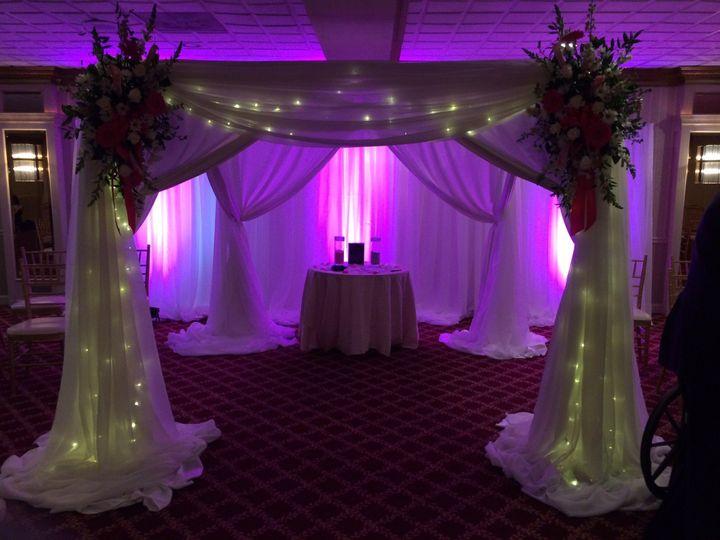Tmx 1436139591663 Mallozzi Inside Ceremony Chuppa Schenectady, NY wedding catering