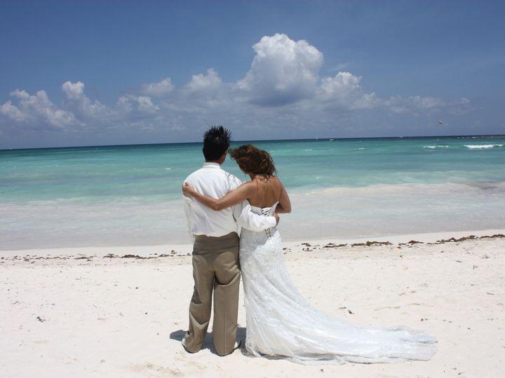Tmx 1379968622943 Salcidoejiback 2 Norman, Oklahoma wedding travel