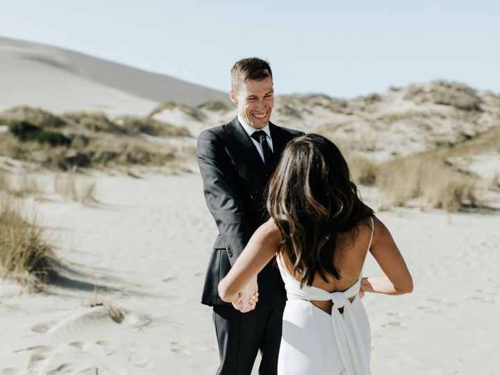 Tmx Leigha Wes Cape Kiwanda Elopement 27 51 1015708 1562804878 Portland, OR wedding photography