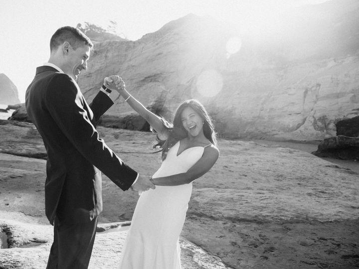 Tmx Leigha Wes Cape Kiwanda Elopement 59 51 1015708 1562804886 Portland, OR wedding photography
