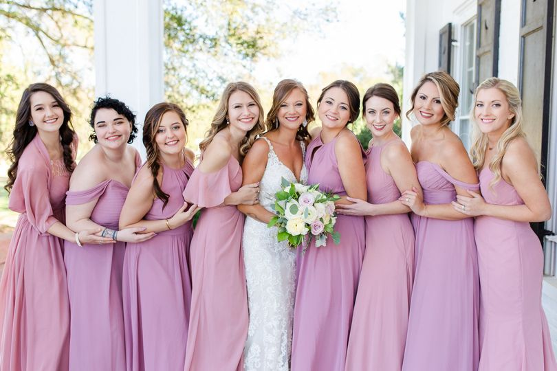 Lilac formal wear - Shelby Dickinson Photography