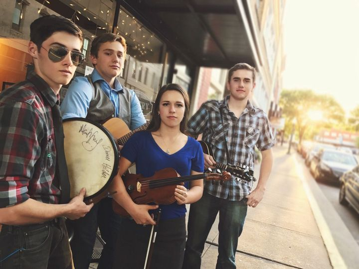 The Tradition, a bluegrass band