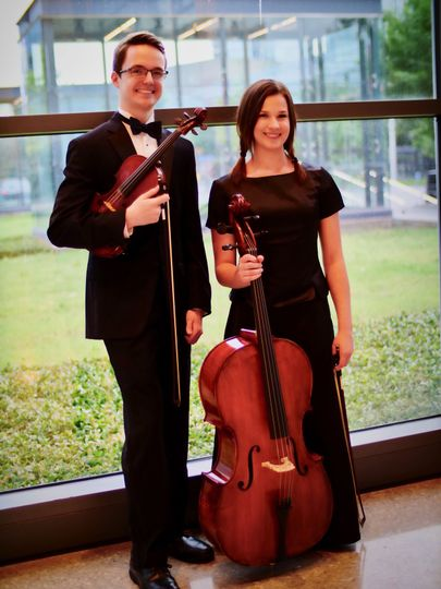 Classical and pop string duet