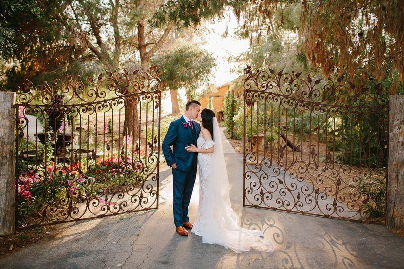 ethereal open air resort outdoor san diego wedding 01 51 936708 1558937218