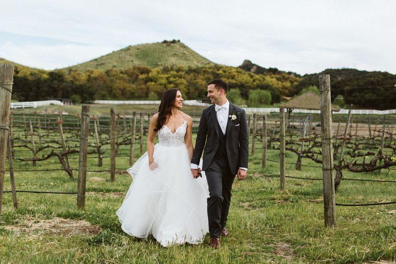saddlerock ranch camp cabernet vineyard malibu wedding 01 51 936708 1558937223
