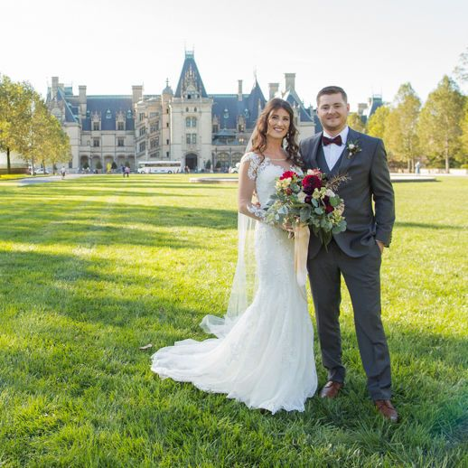 Biltmore Wedding, Asheville Wedding