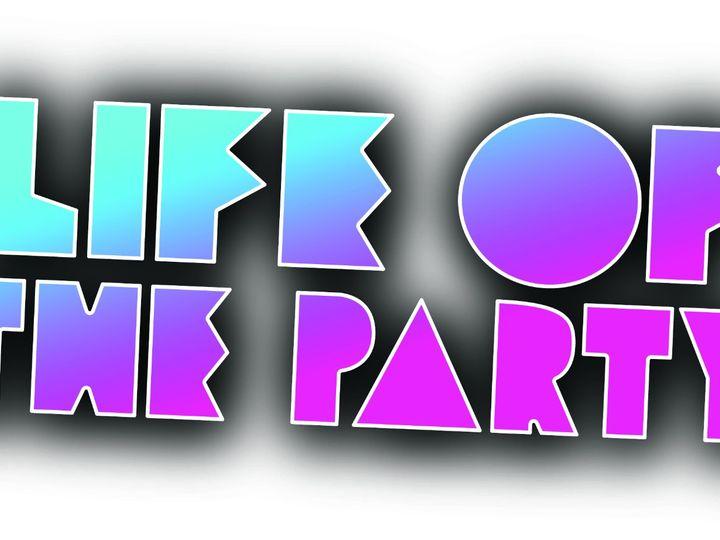 Tmx Lifeoftheparty Logoseries Color Withshadow 51 956708 1566867490 Virginia Beach, VA wedding rental