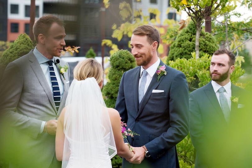 Castaway Portland Wedding