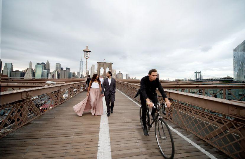 Brooklyn NYC Engagement