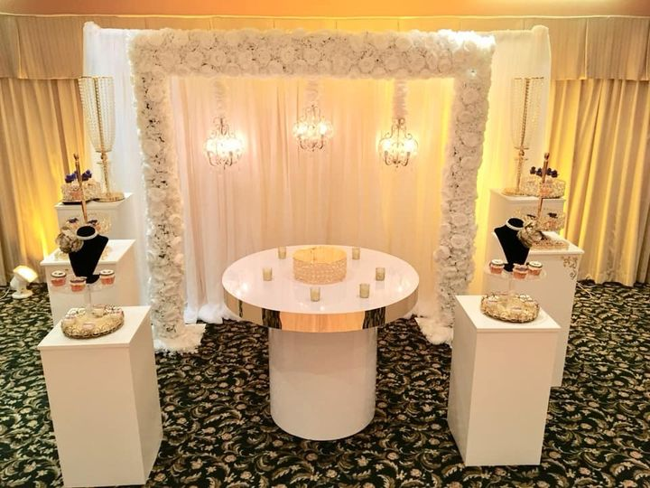 Luxe Furniture & Pedestals