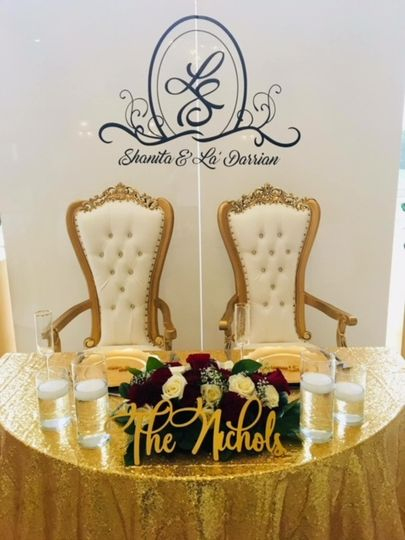 Luxe Furniture & Throne Chairs