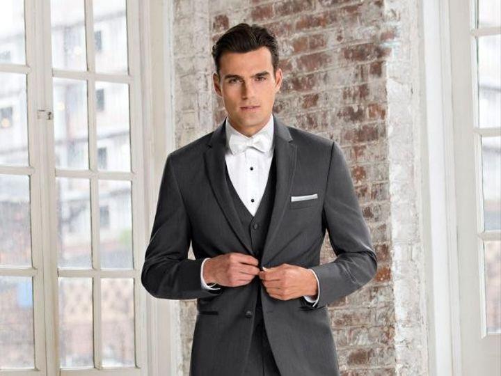 Tmx 1510766134711 Wedding Suit Steel Grey Michael Kors Sterling 391  Wesley Chapel wedding dress