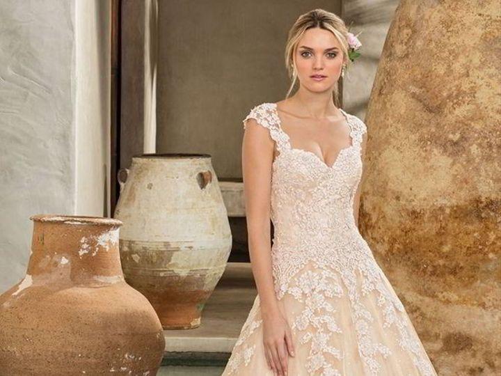 Tmx 1510767051106 Casablanca Bridal Fall 2017 Wedding Dress 2 Wesley Chapel wedding dress