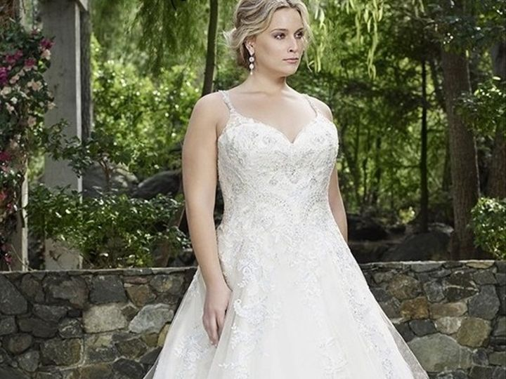 Tmx 1510767088944 Casablanca 2017 Spring Bridal Collection Wedding G Wesley Chapel wedding dress