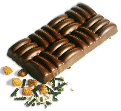 This Japanese Inspired Lauhala Chocolate Bar is savory.  It is made with our special premium house...