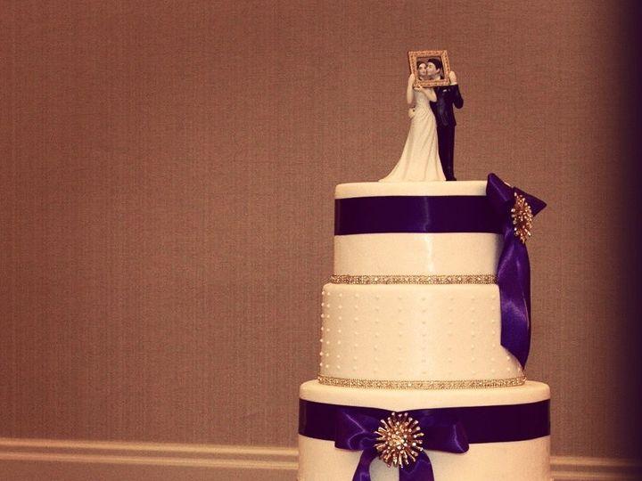 Tmx 1433177015348 Img201501161419391 Sanford wedding cake