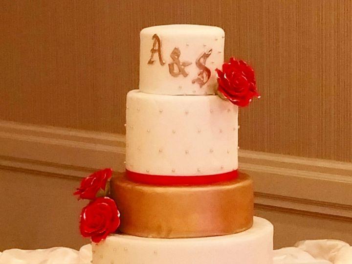 Tmx 1455547529484 Img 20160215 Wa0001 Sanford wedding cake