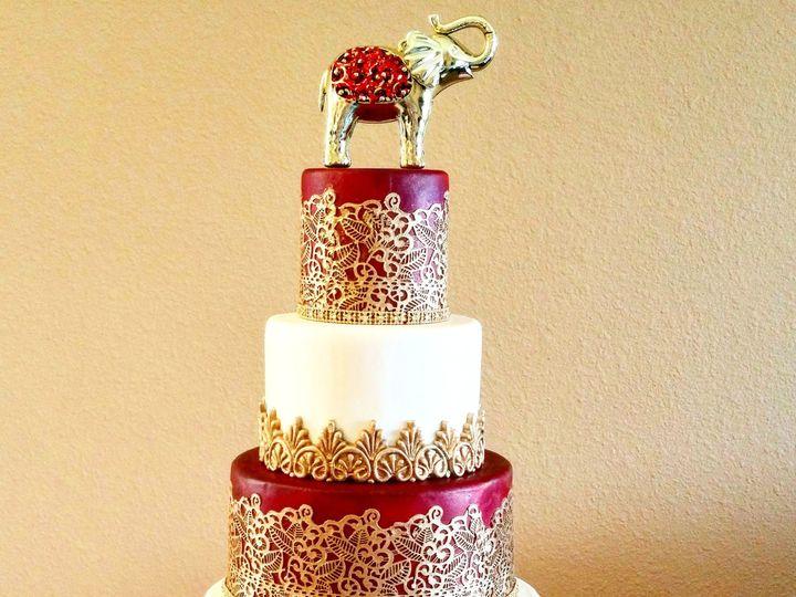 Tmx 1465341941824 Img20160515133603 Sanford wedding cake